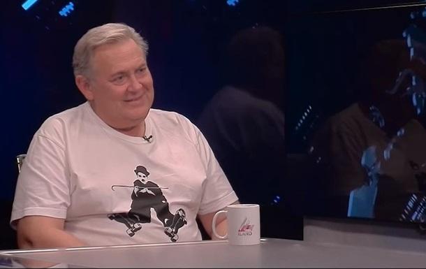 У базу Миротворця потрапив актор Юрій Стоянов