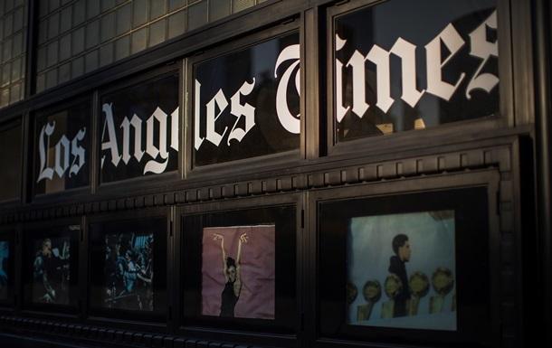 Видання Los Angeles Times продали за $ 500 млн