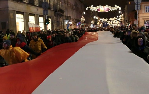 Польша и  бандеровский закон : провалы в национальной памяти