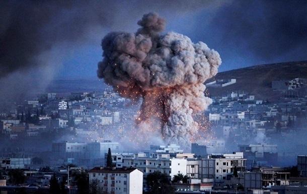 Россия: Коалиция США находится в Сирии незаконно