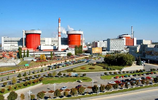 Южно-Украинская АЭС отключила энергоблок