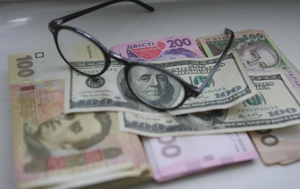 В киевских обменниках продолжает дешеветь валюта
