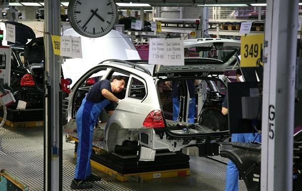 Украина увеличила автопроизводство
