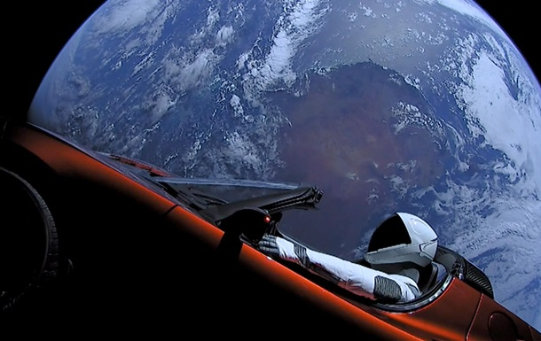 От Tesla до Playboy. Необычные грузы в космосе