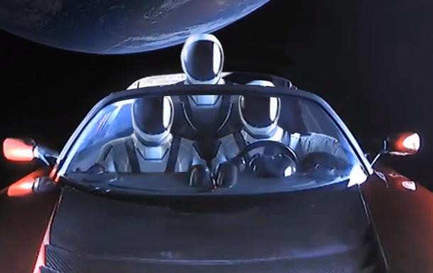 Лучшие коубы недели: Tesla в космосе
