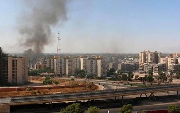 В Ливии на улице взорвалась бомба, восемь человек погибли