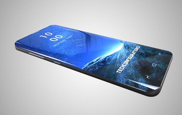 Samsung запатентувала повністю безрамковий смартфон