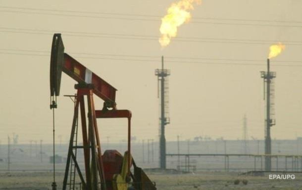Ціна на нафту впала нижче 63 доларів