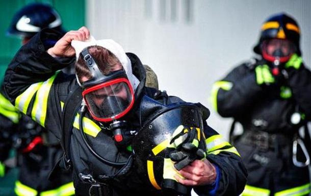 В Москве горело здание Следственного комитета – СМИ