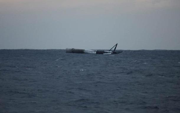 Авіація США завдала удару по ракеті Falcon 9 - ЗМІ