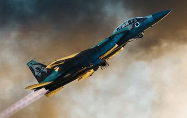 Израильские ВВС атаковали 12 сирийских и иранских целей в Сирии