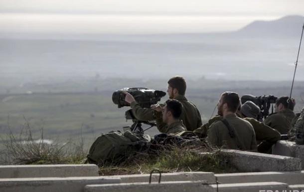 Ізраїль завдав удару по іранських об єктах у Сирії після збитого винищувача