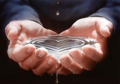Бог ищет в нас Любовь