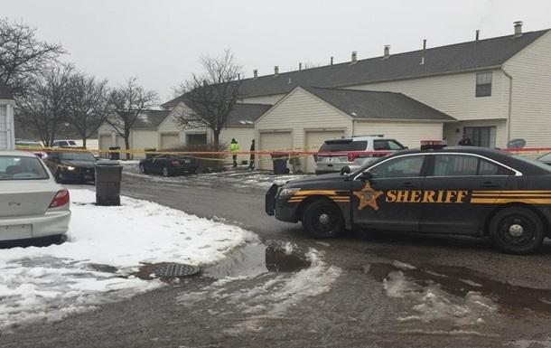 В США мужчина застрелил двух полицейских