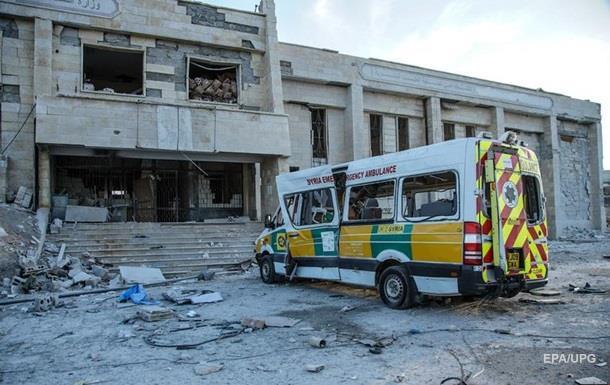 ООН: При авиаударах России погибли 230 сирийцев
