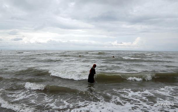 NASA показало  молочні вихори  в Каспійському морі