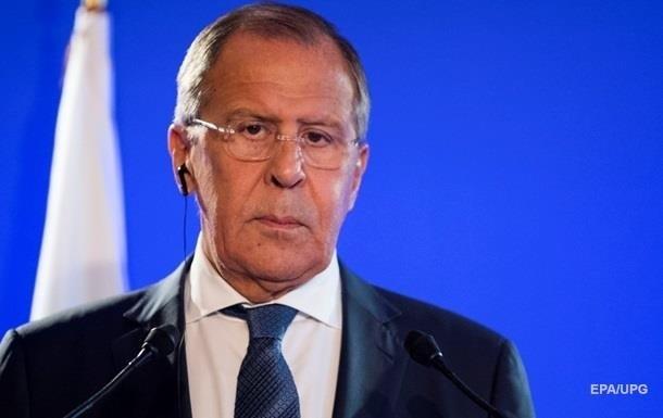 Лавров обвинил Киев в  сломе минских соглашений