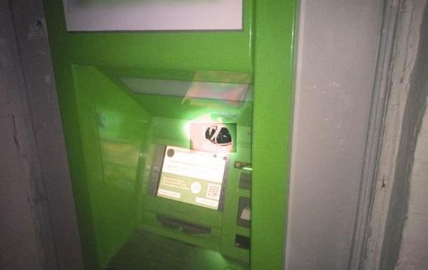 На Чернігівщині затримали угрупування, яке зламувало банкомати