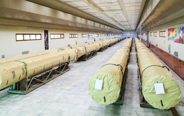 Іран представив нову балістичну ракету