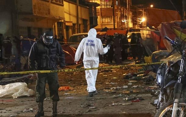 Понад 20 людей загинули в перший день карнавалу в Болівії