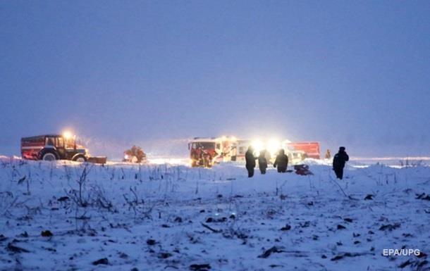 Крушение Ан-148 под Москвой: МОК выделил зону траура в Пхенчхане