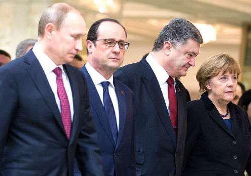 Минские соглашения остановили войну, но не установили мир