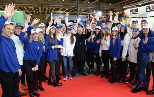 Идеи навырост. Украинские студенты на крупнейших европейских выставках