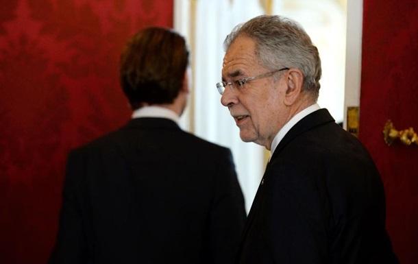 Президент Австрии удивился, узнав о своих украинских корнях – СМИ