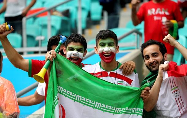 Иранка переоделась мужчиной ради футбольного матча
