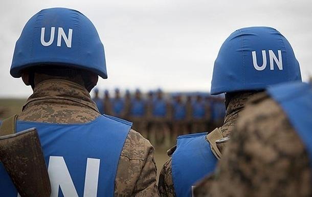 Украине нужно 20 тысяч миротворцев ООН – доклад