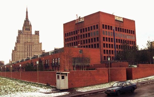 У РФ хочуть змінити адресу посольства США на Північноамериканський тупик