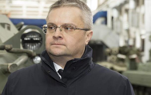 Порошенко звільнив главу Укроборонпрому