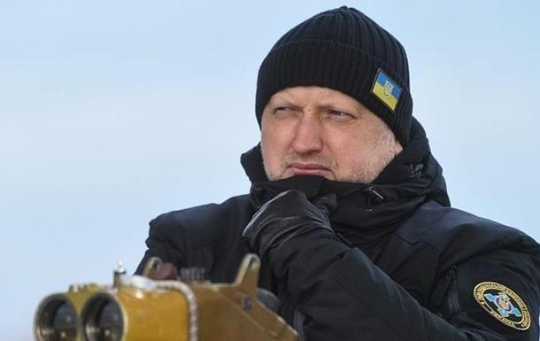 ЗСУ поліпшили позиції на Донбасі - Турчинов