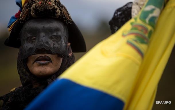 В Венесуэле обстреляли участников карнавала