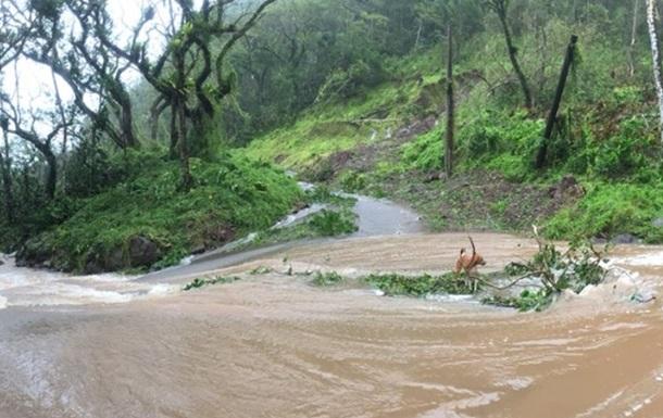 Циклон Гіта знищив 70% житлових будинків на острові в Тихому океані
