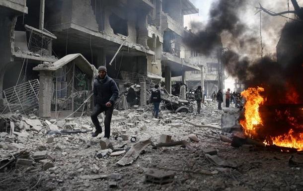 ООН: Бої в Сирії останнього тижня - одні з найтяжчих з початку конфлікту