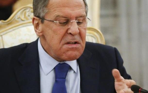Министр иностранных дел РФ в прямом эфире отказался от «Л/ДНР»