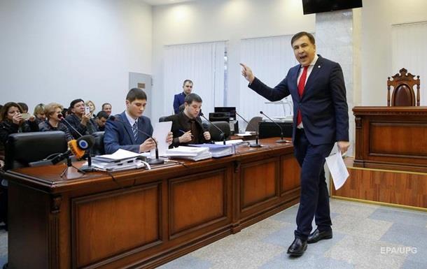 Саакашвілі прокоментував можливу екстрадицію до Грузії
