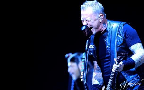 Лідер Metallica зніметься в стрічці про серійного вбивцю