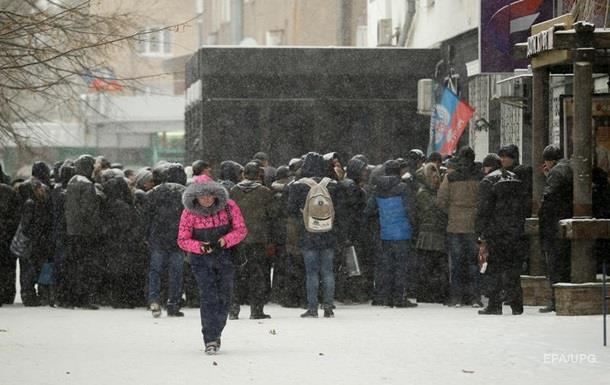 В ЛНР разрешили  силовикам  задерживать людей на два месяца  для проверки
