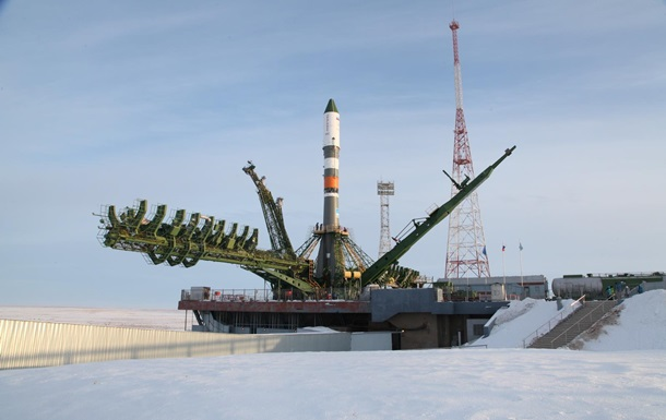 Росія з другої спроби запустила ракету  Союз