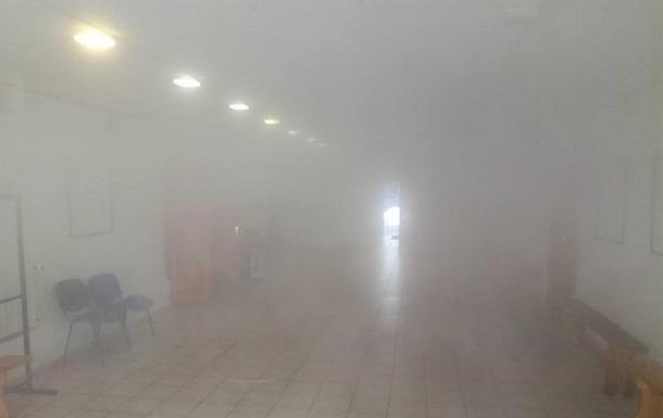 Музей Гончара в Киеве затопило горячей водой