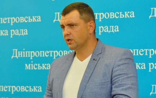 Депутат-антисеміт з Дніпра втік до Криму