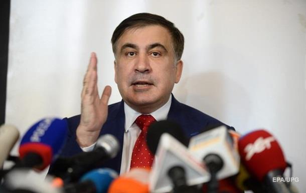 «Мафиозное государство, которое обречено наразвал»: Саакашвили сделал громкое объявление  поУкраине