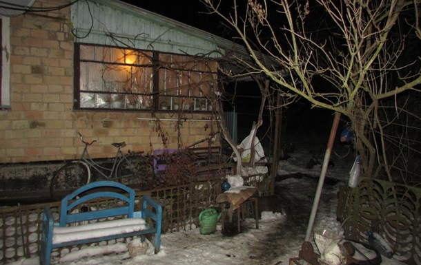 В Киевской области жена зарезала мужа и подстроила все как суицид