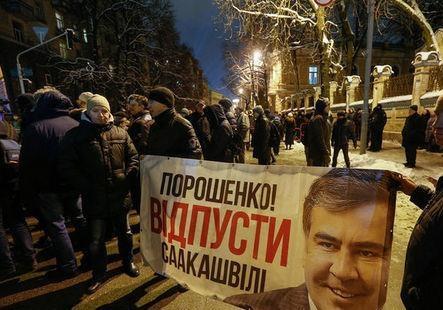 Ссылка в Польшу: Саакашвили не успокоится