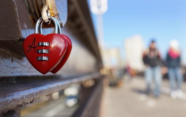 У День Святого Валентина в Україні одружаться майже дві тисячі пар
