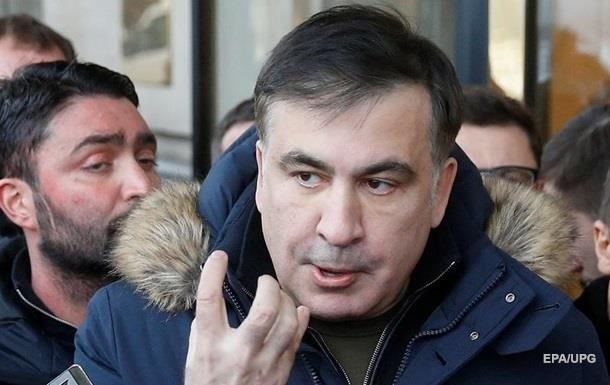 Саакашвили попросил поддержки уЕвросоюза иМеркель