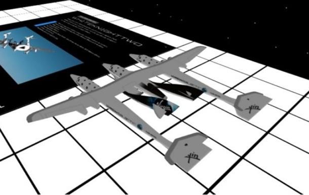 Запущен сайт для виртуальных полетов в космос