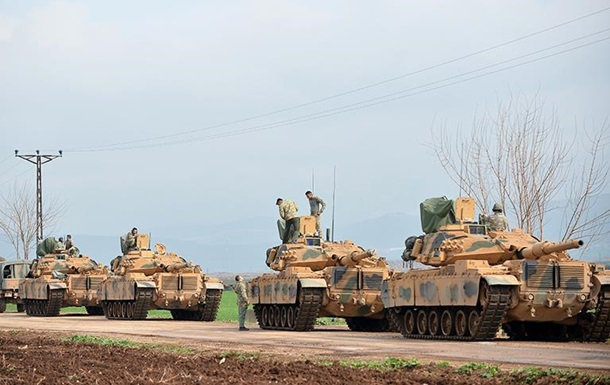 Туреччина заявила про знищення майже 1,5 тисячі бойовиків в Афріні